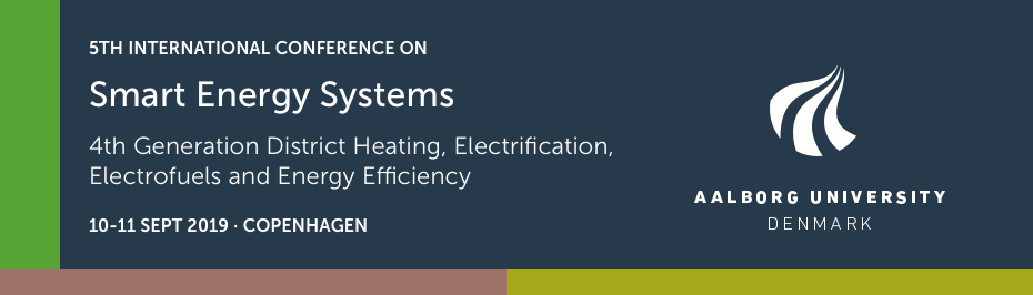 Conference 2019 – Smart Energy Systems