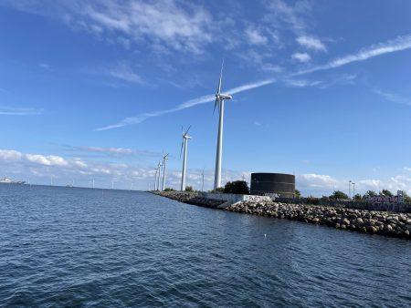 20210920_Middelgrunden wind farm_124603307
