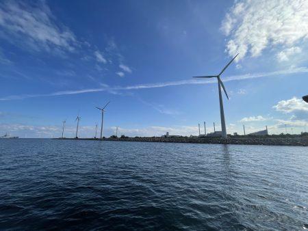 20210920_Middelgrunden wind farm_124704407